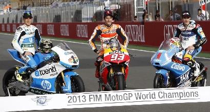 MotoGP: le pagelle di Valencia, per Marquez laurea scintillante