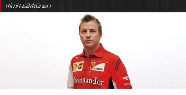 Raikkonen è già pronto per il 2014 in Ferrari
