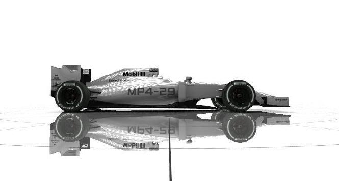 McLaren MP4-29, la scheda tecnica