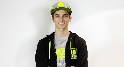 Moto2, arriva il fratellino di Valentino Rossi