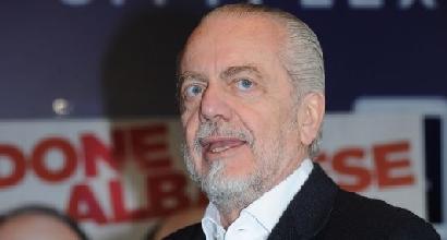 """Napoli, De Laurentiis: """"Napoli vivo, vegeto e cazzutissimo: basta piangerci addosso"""""""