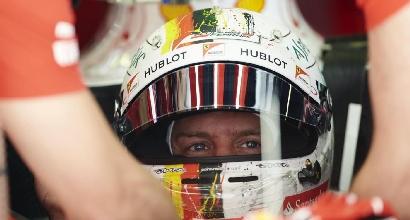 "Vettel: ""Ferrari troppo debole in qualifica"""
