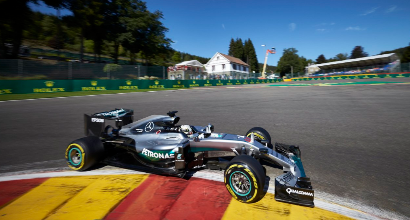 "F1 a Spa, Rosberg: ""Weekend difficile"""