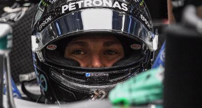 "F1 a Singapore, Hamilton: ""La macchina funziona bene"""
