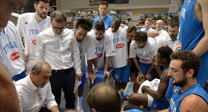 Messina ct Italbasket fino a Euro 2017