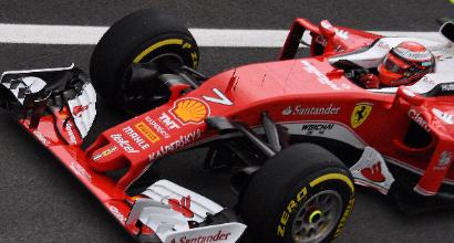 """F1 a Interlagos, Raikkonen: """"Non era un gran giro"""""""