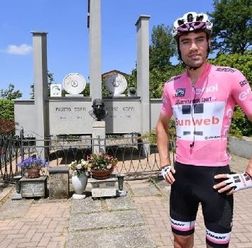 "Giro, Dumoulin: ""Sono sorpreso, ora ho un buon vantaggio"""