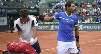 Roland Garros: Thiem elimina Djokovic, i big in semifinale
