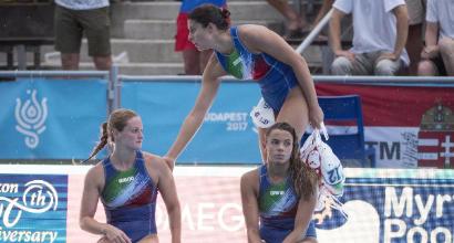 Pallanuoto, Mondiali di Budapest 2017: vittoria amara per il Setterosa; battuta l'Australia ai rigori