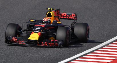 F1, Verstappen-Red Bull 2020