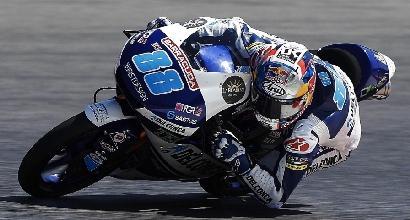 Moto3, fuga e vittoria finale per Martin a Valencia