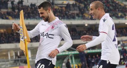Serie A, Verona-Bologna 2-3: Donsah firma la rimonta 551 20-11