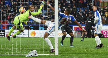 Premier League: Chelsea senza problemi, tris all'Huddersfield