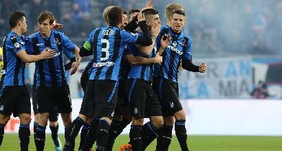 Serie A, all'Atalanta basta Mancini: Chievo al tappeto