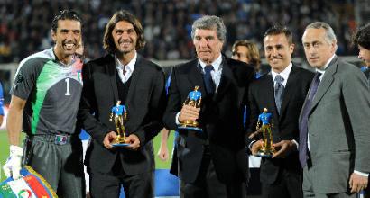 Zoff, Buffon, Meneghin, Jordan: i 40enni fenomeni dello sport