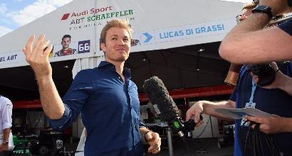 Formula E, Nico Rosberg torna in pista: testerà la Gen2