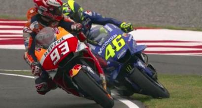 """MotoGp, Marquez: """"Ho sbagliato, ma non cambierò il mio modo di correre"""""""