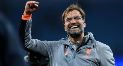 """Champions, Klopp su Liverpool-Roma: """"Ci è andata bene? No"""""""