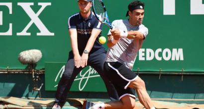 Tennis, Montecarlo: il trio azzurro avanza al secondo turno