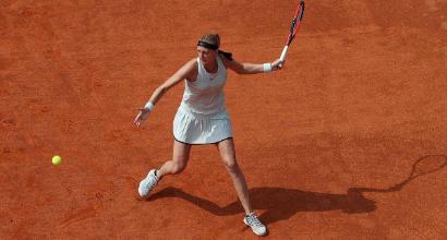 Internazionali 2018, Petra Kvitova non ce la fa: niente Roma