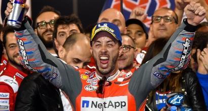 """MotoGP, Dovizioso: """"Vicino il rinnovo con la Ducati"""""""