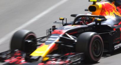 Gp Monaco, Libere 2 a Ricciardo