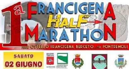 Da Berceto a Pontremoli: corri lungo i sentieri della Via Francigena
