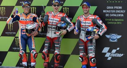 """MotoGP Catalogna, Lorenzo: """"È un gran momento, dobbiamo approfittarne"""""""