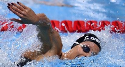 Nuoto, Europei: Pellegrini e Dotto in finale con le staffette 4x100 sl