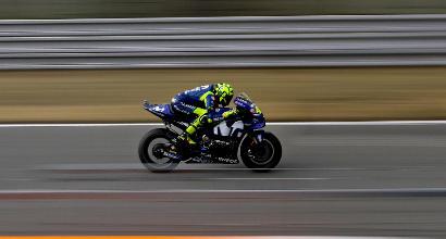"""MotoGP, Rossi: """"Fatto il massimo"""""""