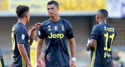 Juve, Allegri cerca partner per Cristiano Ronaldo