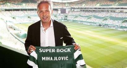 Mihajlovic porta lo Sporting al Tas