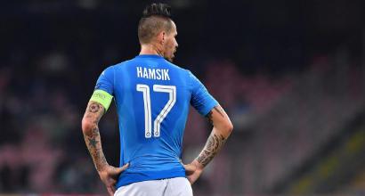 """Napoli, Hamsik: """"Il ko di Firenze il momento più duro, il sogno resta lo scudetto"""""""