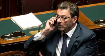 """Giorgetti: """"Olimpiadi 2026? Il progetto sta in piedi ma se Milano si sfila diventa difficile"""""""