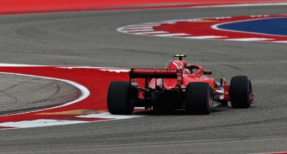F1, uno-due Ferrari nelle Libere 3