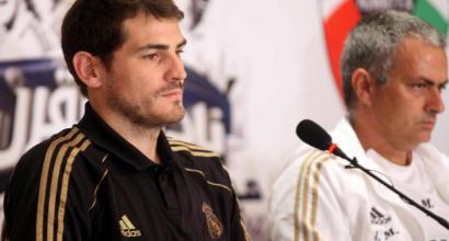 """Mourinho: """"Casillas mi ha sempre affrontato ma di nascosto"""""""