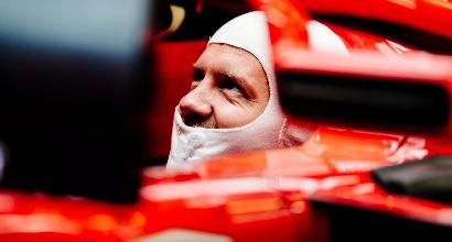 F1, Vettel sfreccia nei primi test in vista del 2019