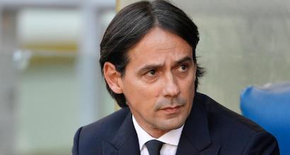 """Lazio, Inzaghi: """"Irrati ha condizionato la partita"""""""