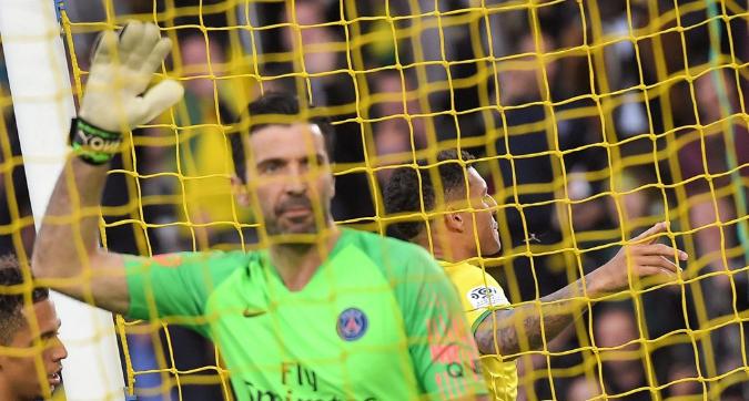 Ligue 1: il Psg cade ancora, 3-2 a Nantes
