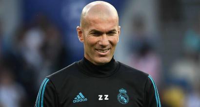 """Real Madrid, Zidane: """"Le decisioni le prendo io, se no lascio"""""""