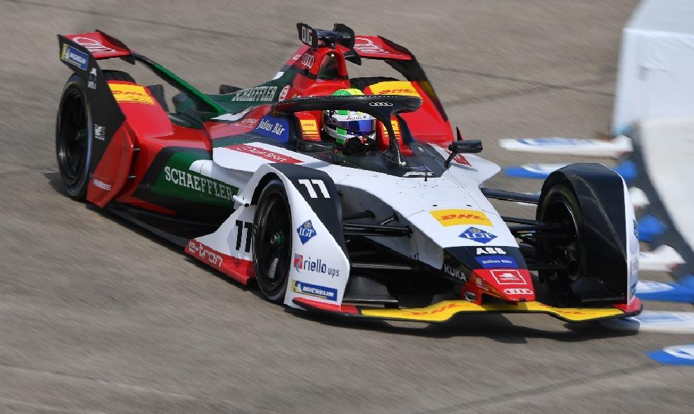 Formula E, l'Audi fa il bis a Berlino con Di Grassi