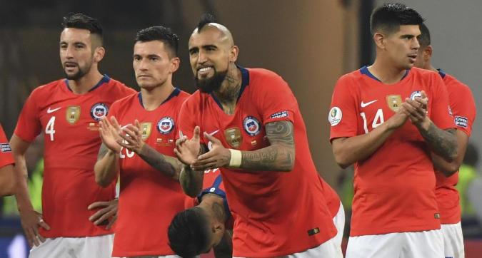 Copa America: Cile in semifinale, la Colombia si arrende ai rigori