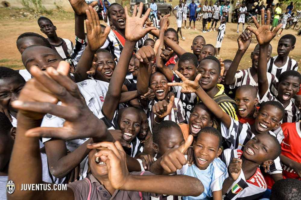Juventus e Unesco visitano Mali e Repubblica Centrafricana