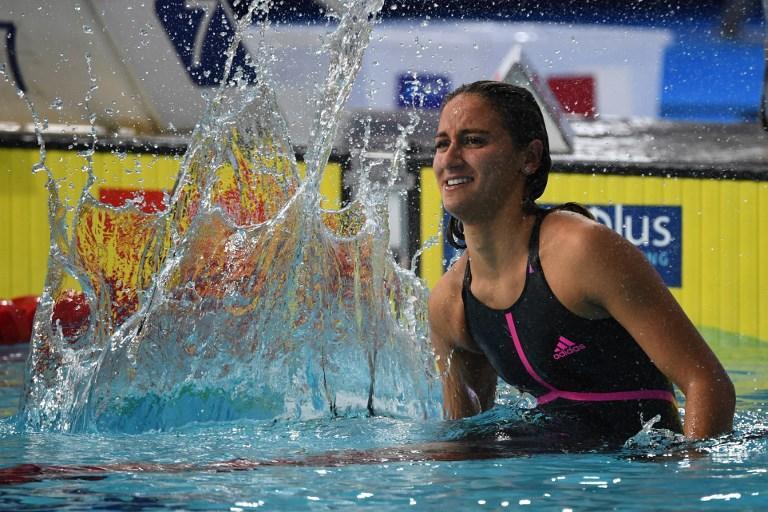 Europei nuoto: tre ori per l'Italia con Quadarella, Codia e Panziera