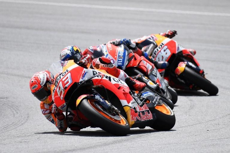 MotoGP, Marquez suona la nona