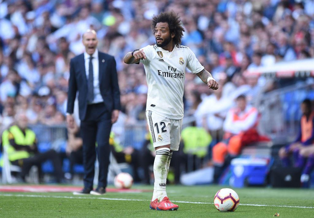 Marcelo: la tentazione Juventus (dell'amico CR7) è tanta ma Zidane vorrebbe trattenerlo
