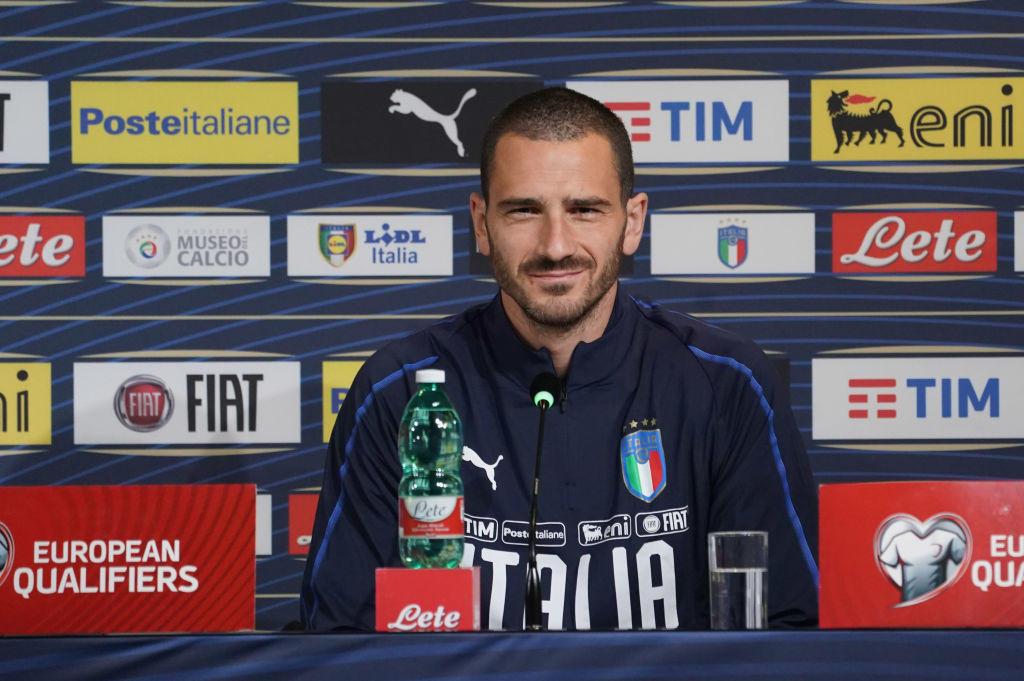 6. LEONARDO BONUCCI (Juventus): 5,5 milioni di euro