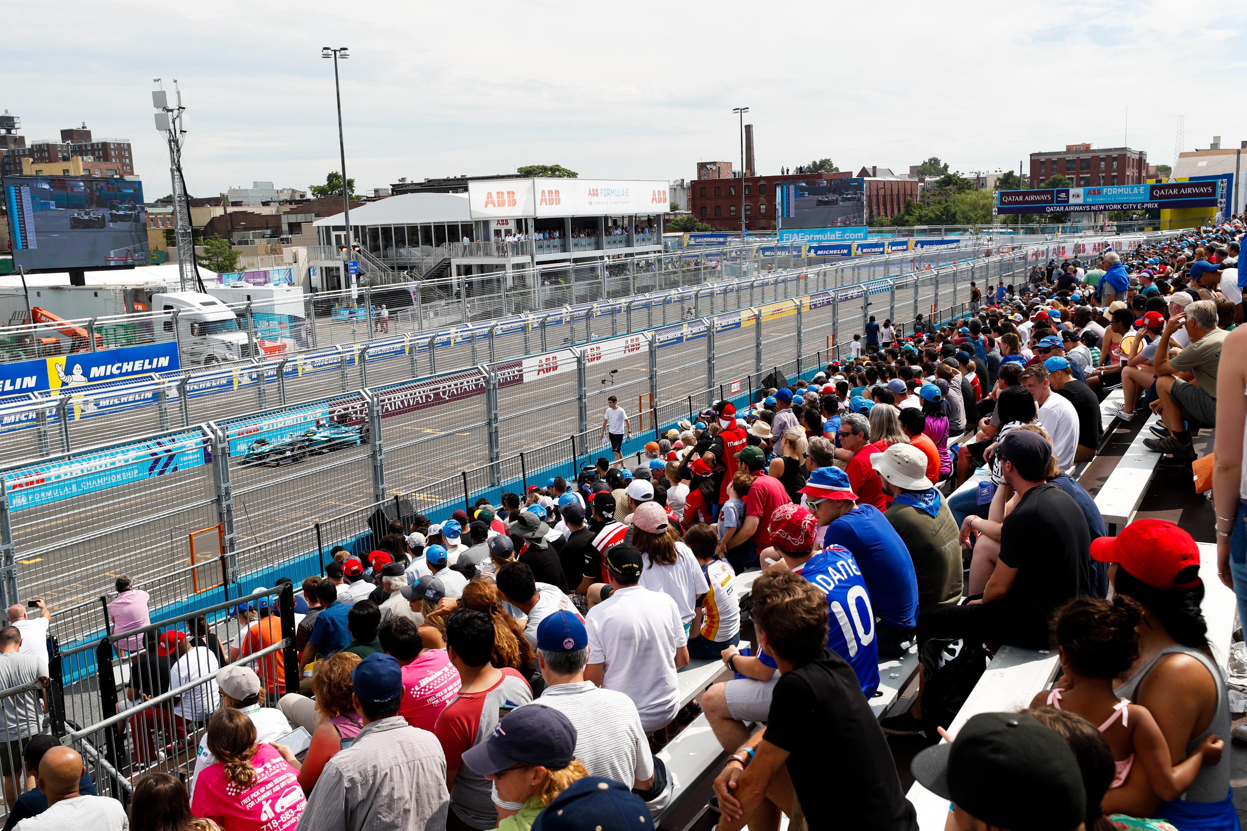 A New York Jean-Eric Vergne si è confermato campione di Formula E.