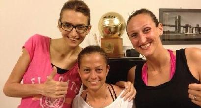 Volley, Sara Anzanello torna a sorridere dopo 3 mesi d'inferno