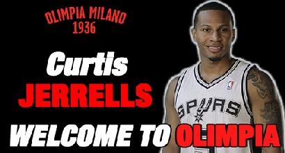 Milano ha il suo play: ufficiale Curtis Jerrells